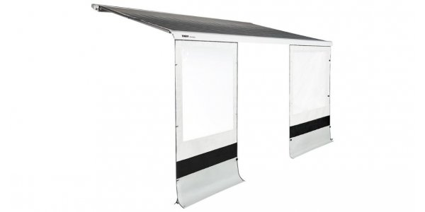 Frontpanels for Awnings
