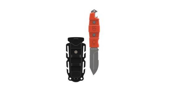 Outdoor- und Survival-Messer mit...