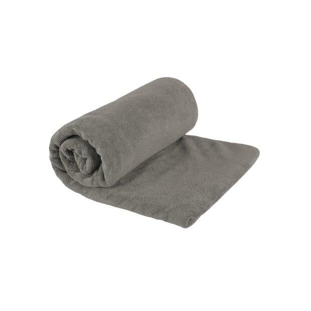 Tek Towel L Grey