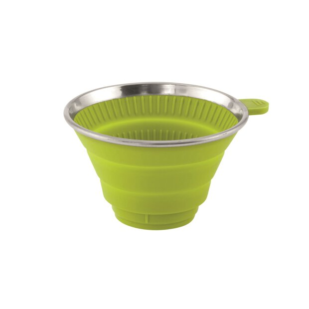 Outwell Collaps Coffee Filter Holder Lime Green