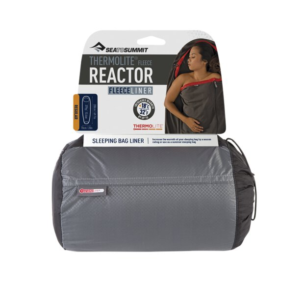 Sea to Summit Reactor Fleece Liner Thermo