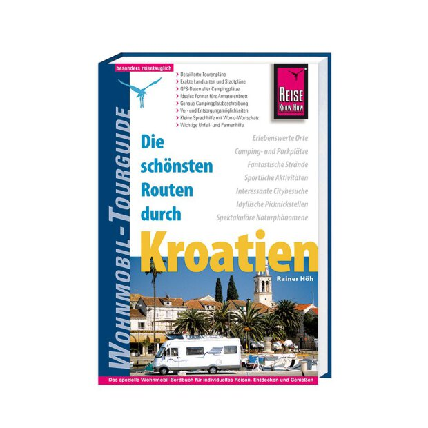 Reise Know-How Tourguide Kroatien