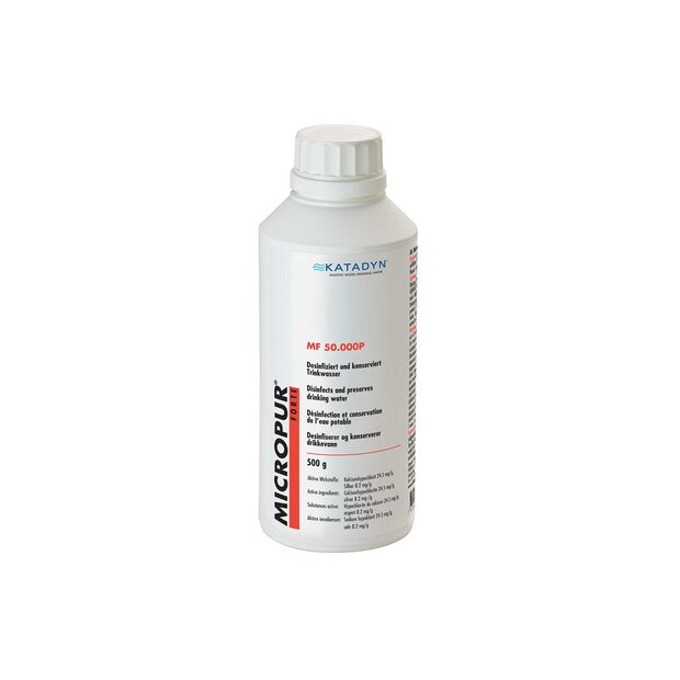 Micropur Forte MF 50.000P