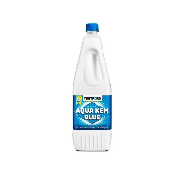 Thetford Aqua Kem Blue 2,0 Liter Sanitärflüssigkeit