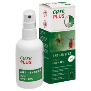 Care Plus Anti-Insect Deet 40% Spray 200ml