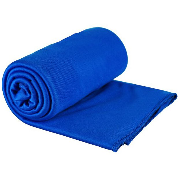 Pocket Towel L Cobalt