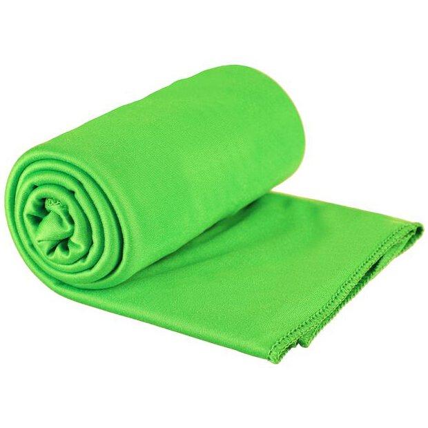 Pocket Towel L Lime