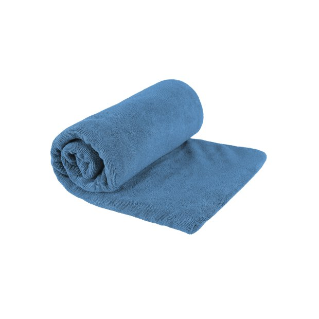 Tek Towel L Pacific Blue