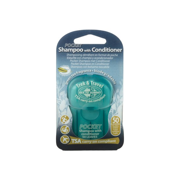 Conditioning Shampoo Pocket