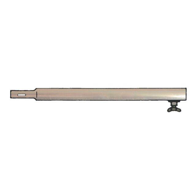 Zwischenstück Stahl 22mm 80 cm